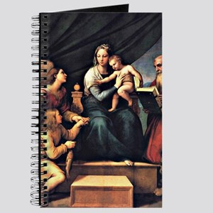Raphael's The Madonna of the Fish Journal