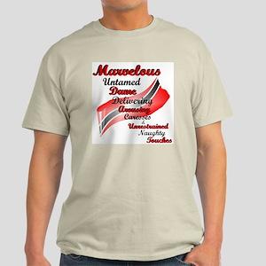 M.U.D.D.A.C.U.N.T. (Girls) Light T-Shirt