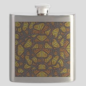 Effie's Butterflies Flask