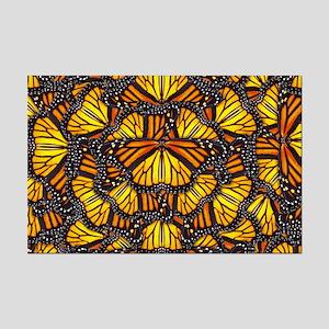 Effie's Butterflies Mini Poster Print