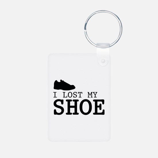 I Lost My Shoe Keychains