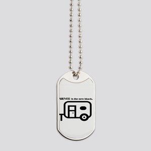 Silver is the new Black Dog Tags