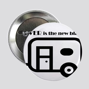 "Silver is the new Black 2.25"" Button"