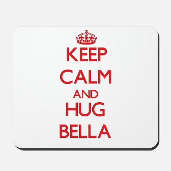 Keep Calm and Hug Bella Mousepad