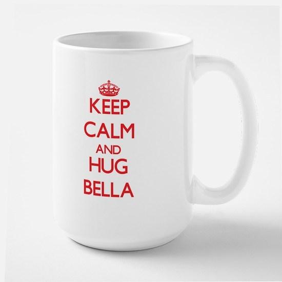 Keep Calm and Hug Bella Mugs