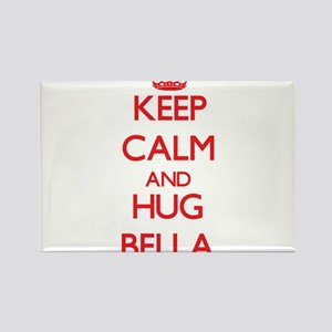 Keep Calm and Hug Bella Magnets