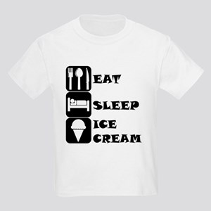 Eat Sleep Ice Cream T-Shirt