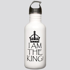 i am the king Stainless Water Bottle 1.0L