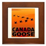 Canada Goose Framed Tile
