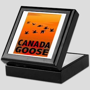 Canada Goose Keepsake Box