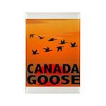 Canada Goose Rectangle Magnet