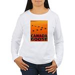 Canada Goose Women's Long Sleeve T-Shirt