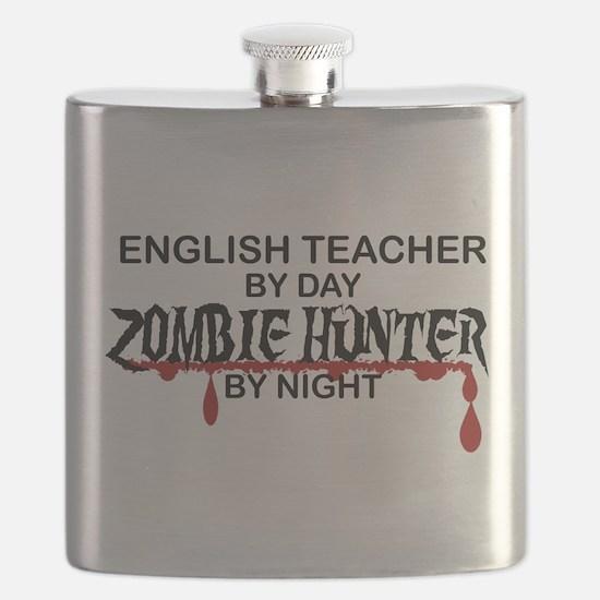 Zombie Hunter - English Teacher Flask