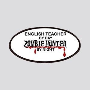 Zombie Hunter - English Teacher Patches