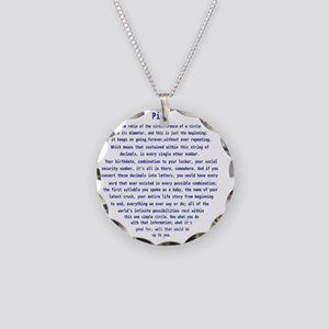 Pi from Person of Interest Necklace Circle Charm