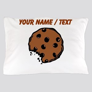 Custom Chocolate Chip Cookie Pillow Case