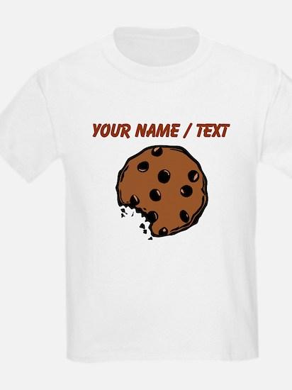 Custom Chocolate Chip Cookie T-Shirt