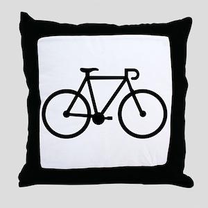 Bicycle bike Throw Pillow