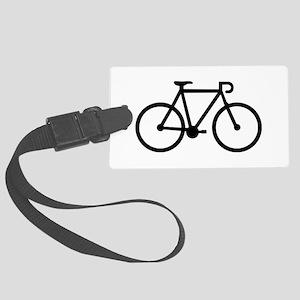 Bicycle bike Large Luggage Tag