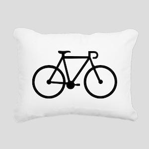 Bicycle bike Rectangular Canvas Pillow