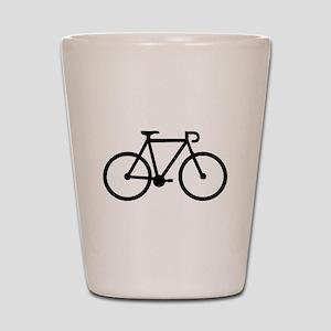 Bicycle bike Shot Glass