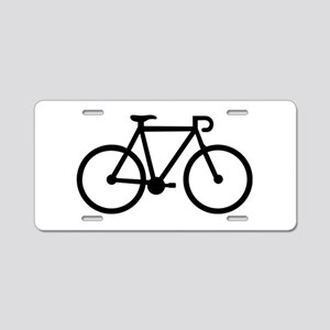 Bicycle bike Aluminum License Plate