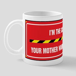 I'm the Cashier Mug