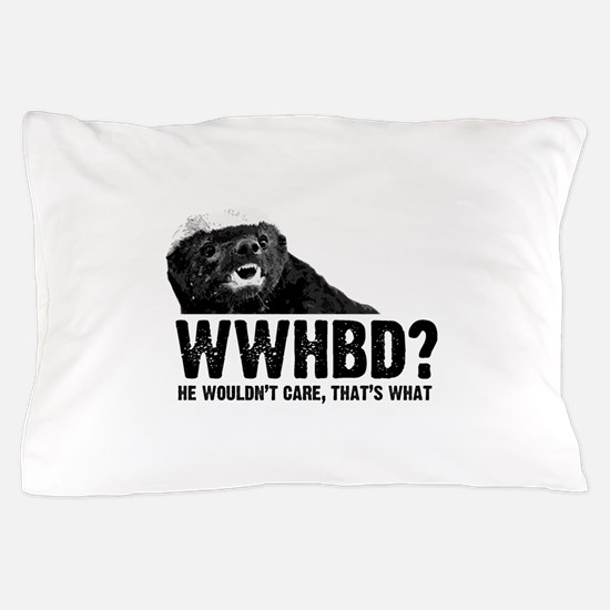 WWHBD Pillow Case