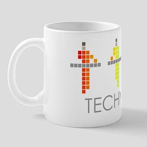 PIXEL8 | Kraftwerk Technopop Mug