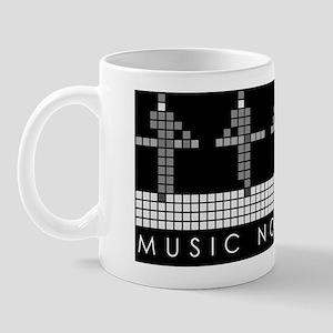 PIXEL8 | Music non stop | block Mug