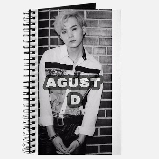 Suga Agust D Journal