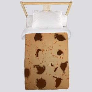 Chocolate Chip Cookie Twin Duvet