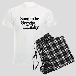 Soon to be Grandpa...Finally Pajamas