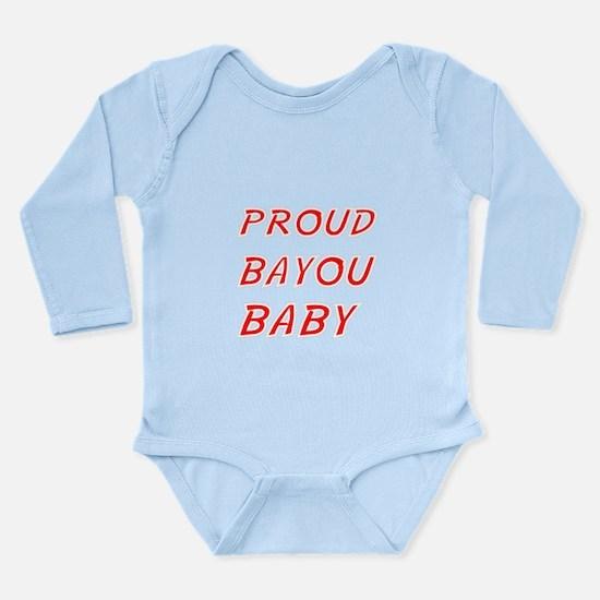 PROUD BAYOU BABY Body Suit