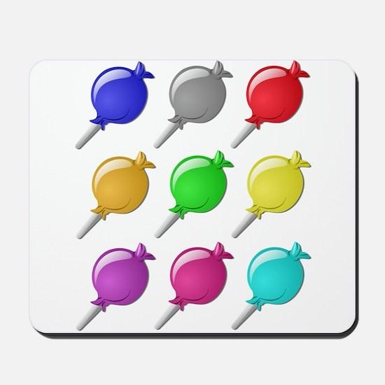 Lollipops Mousepad