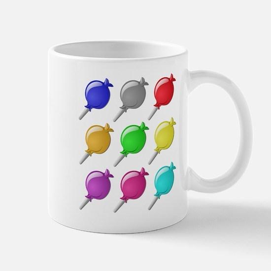 Lollipops Mugs