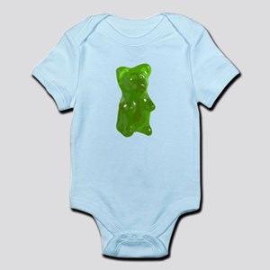 Green Gummy Bear Body Suit