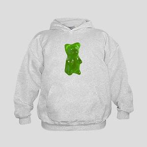 Green Gummy Bear Hoody
