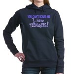 SCAREMETEENS.png Hooded Sweatshirt