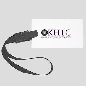 KHTC Logo Luggage Tag