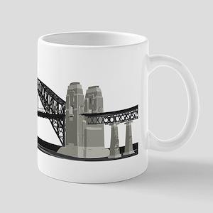 Suspension Bridge Mugs