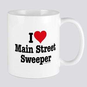I Heart Main Street Sweeper Mug
