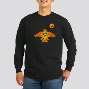 Anishinaabe tribal symbol Long Sleeve T-Shirt