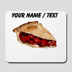 Custom Cherry Pie Mousepad