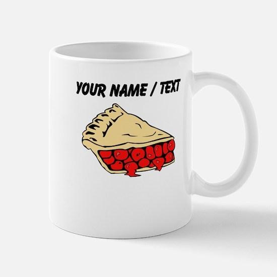 Custom Cherry Pie Mugs
