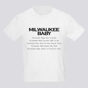 Milwaukee Baby Kids Light T-Shirt