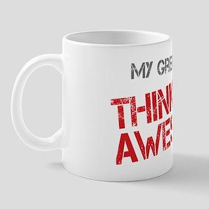 Great Aunt Awesome Mug