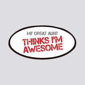 Great Aunt Awesome Patches