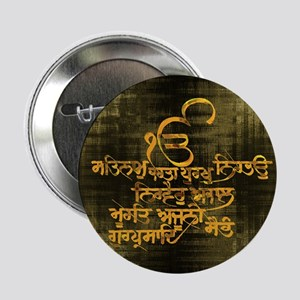 """MulMantra_clock 2.25"""" Button (10 pack)"""