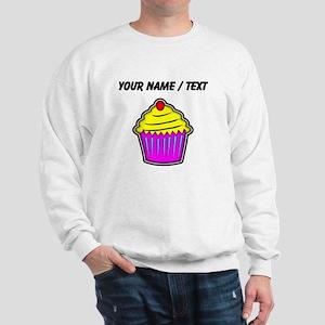 Custom Cartoon Cupcake Jumper